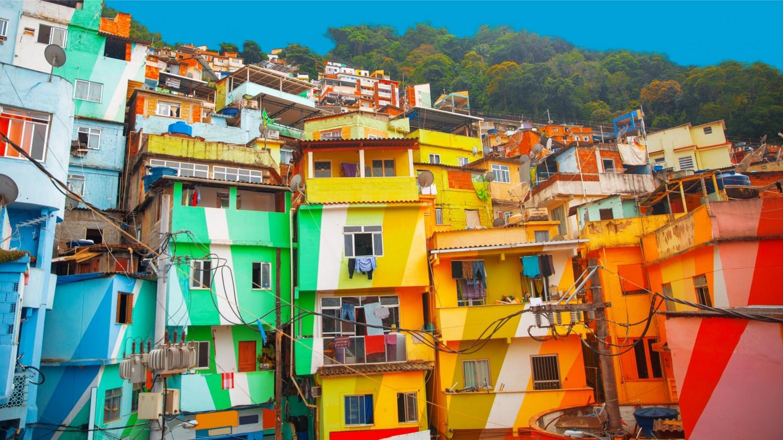 Favela Paintings at Santa Marta - Sheet4