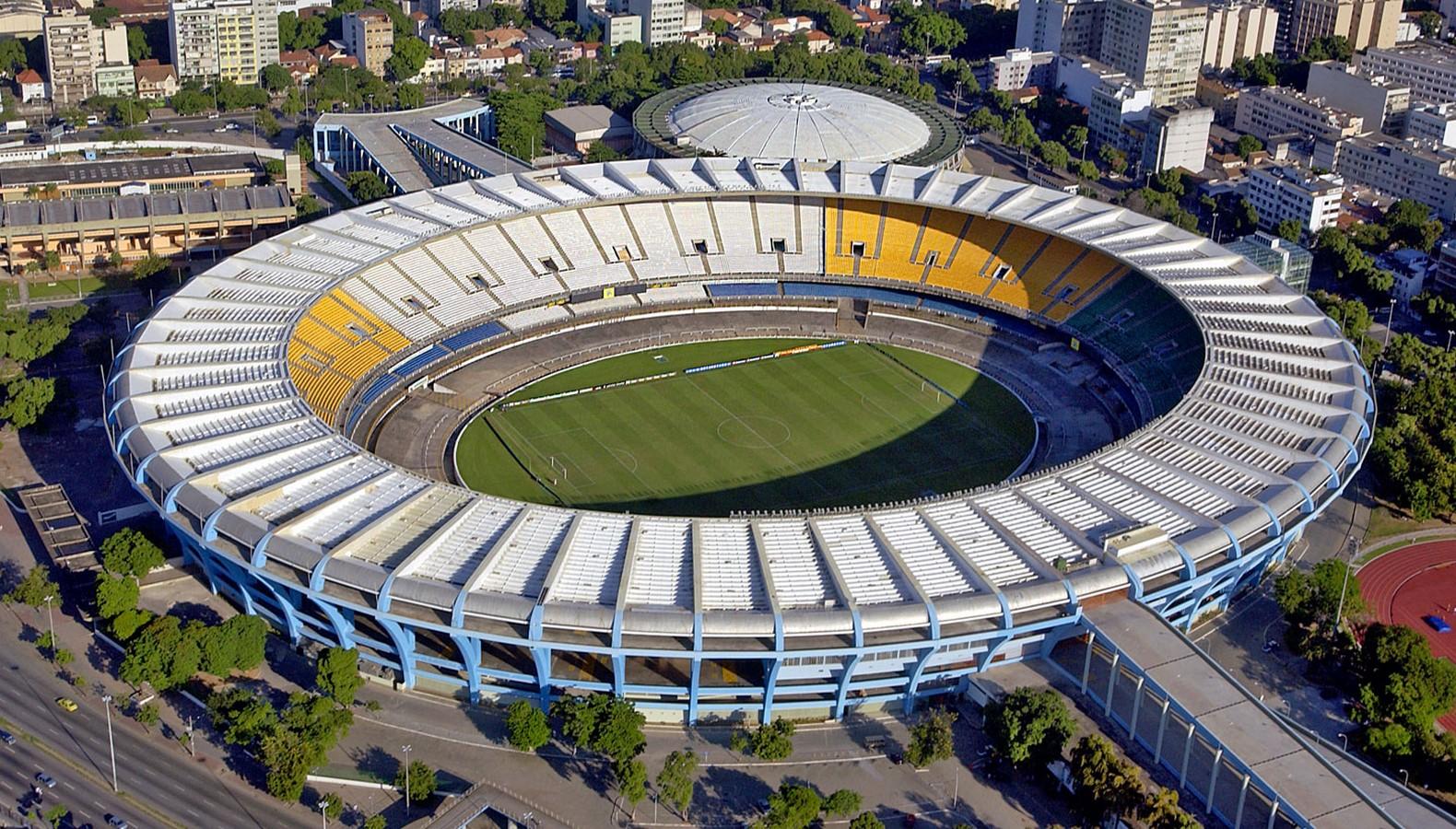 Maracana Stadium - Sheet1