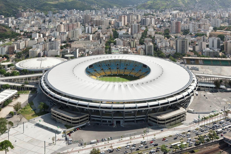 Maracana Stadium - Sheet2