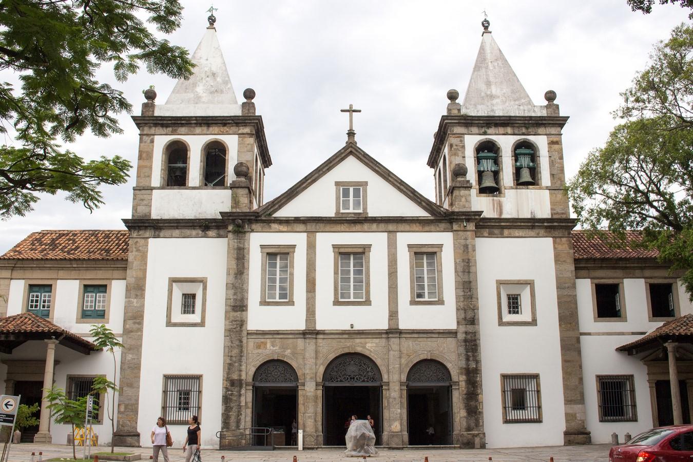 Monastery of São Bento - Sheet1