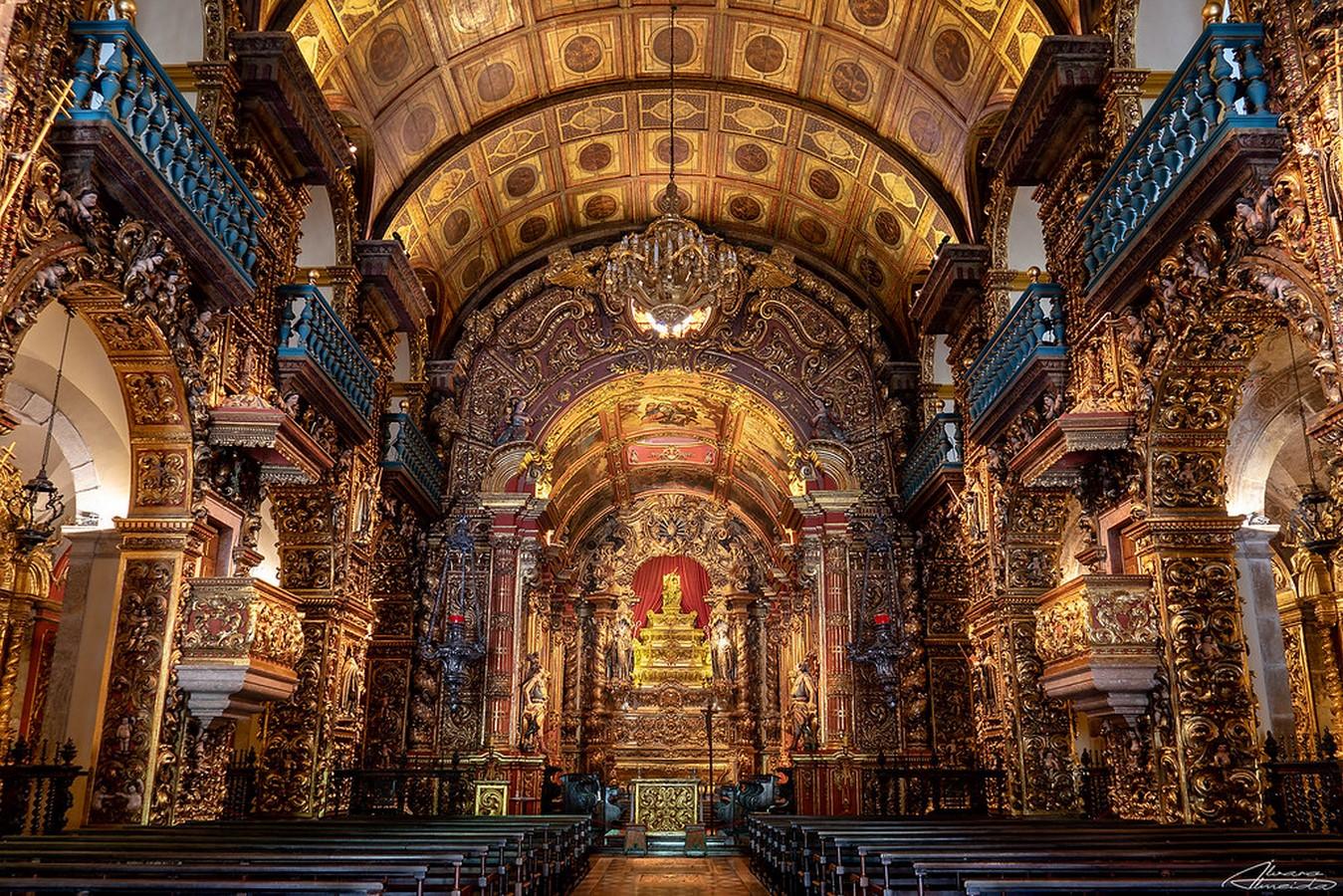 Monastery of São Bento - Sheet2