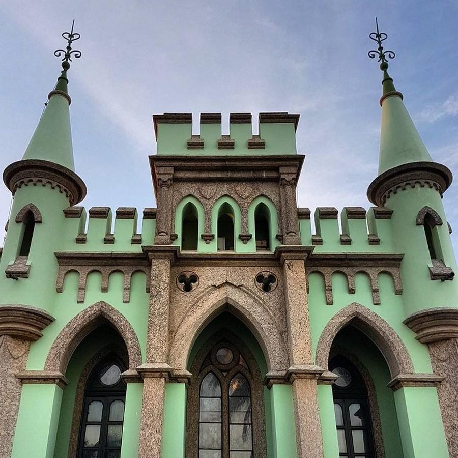 Palace at Ilha Fiscal - Sheet3