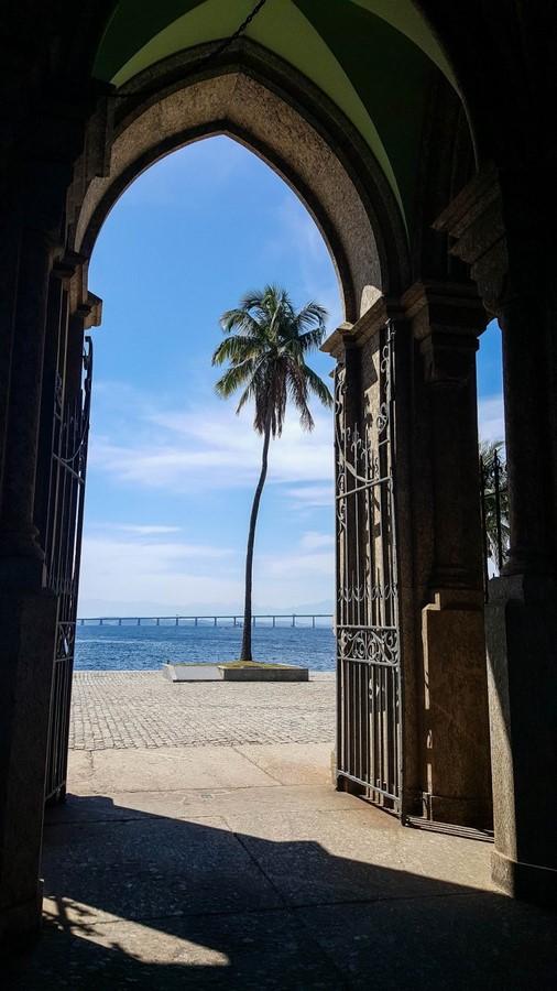 Palace at Ilha Fiscal - Sheet5