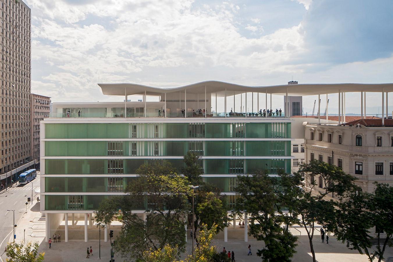 Rio Art Museum - Sheet2
