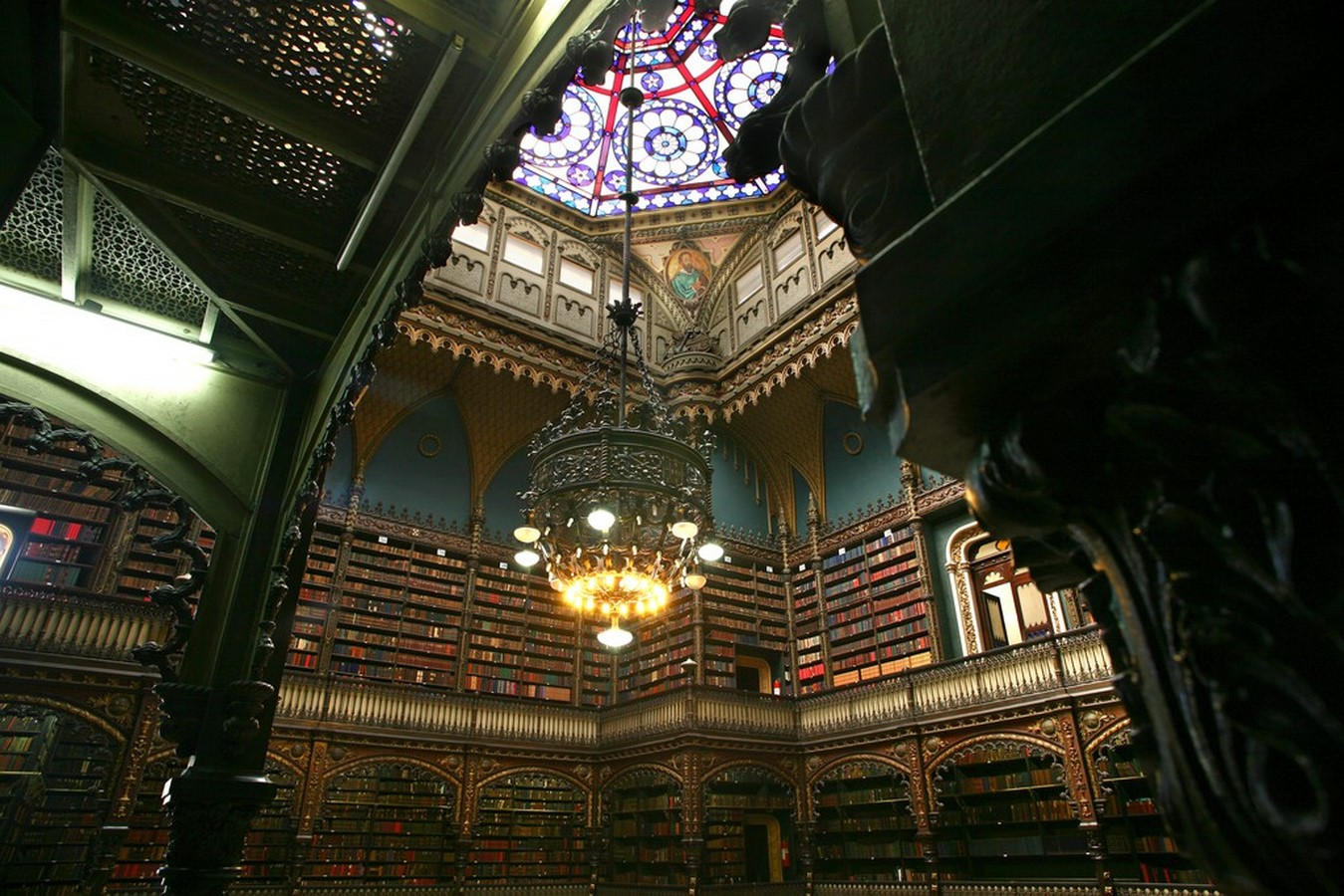Royal Portuguese Reading Room - Sheet4