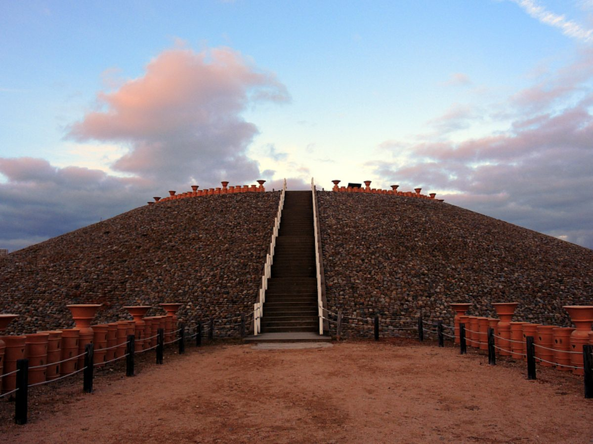 Goshikizuka Mounded Tomb - Sheet1