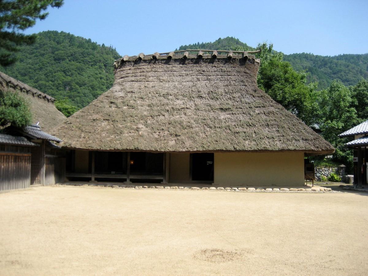 Hakogi Sennenya House - Sheet1