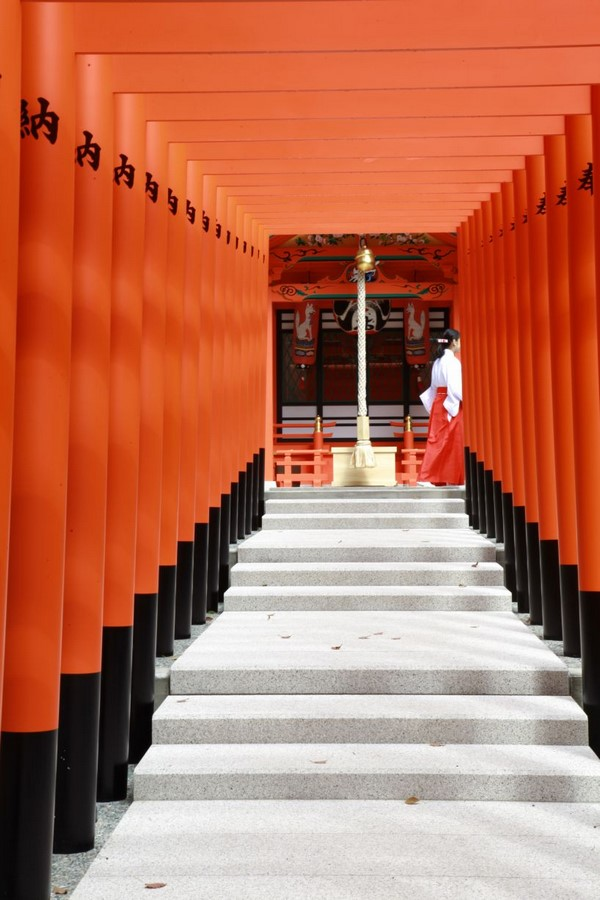 Ikuta Shrine - Sheet4