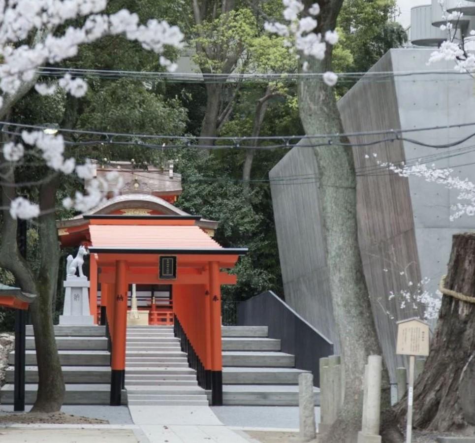 Ikuta Shrine - Sheet5