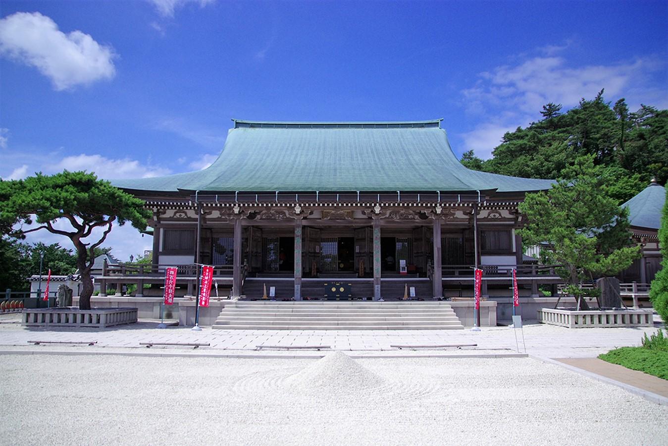 Mayazan Tenjō-ji Temple - Sheet3