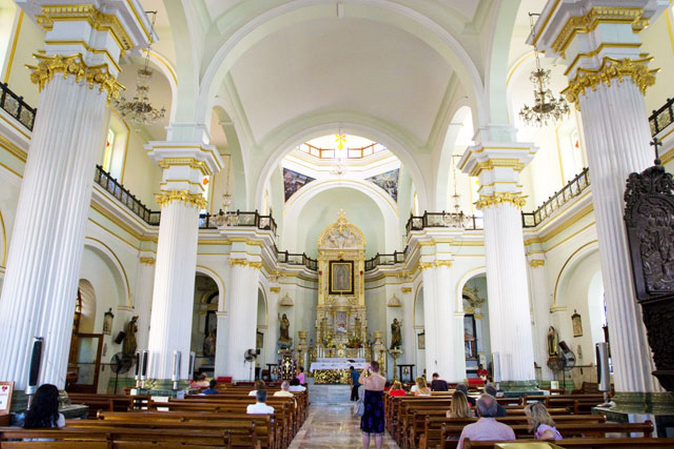 Parish of Our Lady of Guadalupe - Sheet1