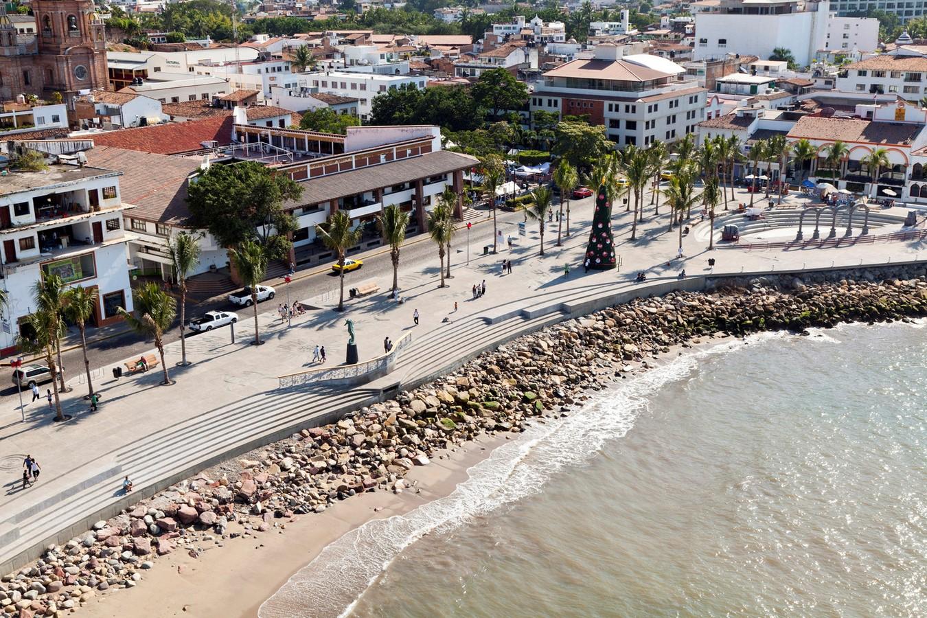 Puerto Vallarta Seafront - Sheet1