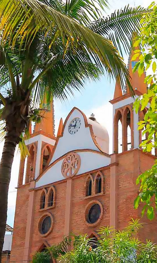 The Church of Our Lady of Refuge - Sheet2