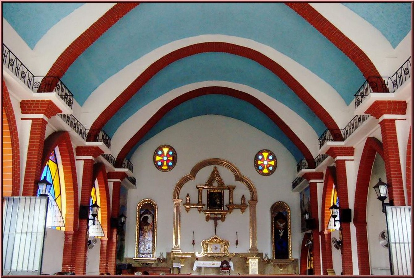 The Church of Our Lady of Refuge - Sheet3