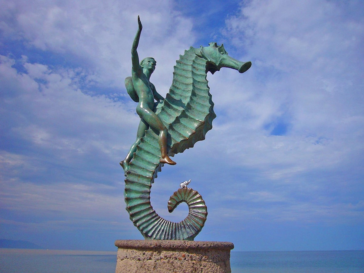 The Boy on the Seahorse - Sheet2