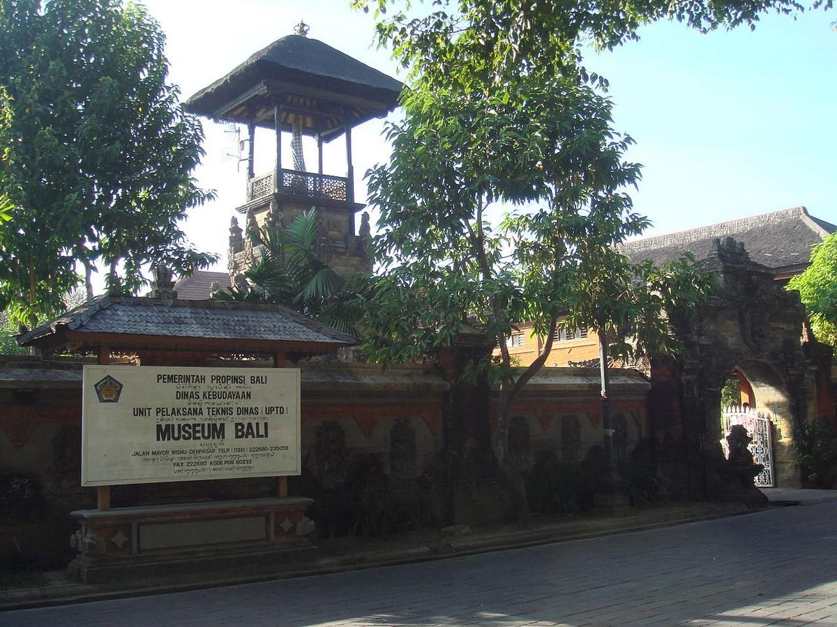 Bali Museum - Sheet1