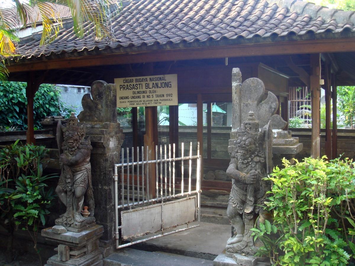 Blanjong Temple - Sheet3
