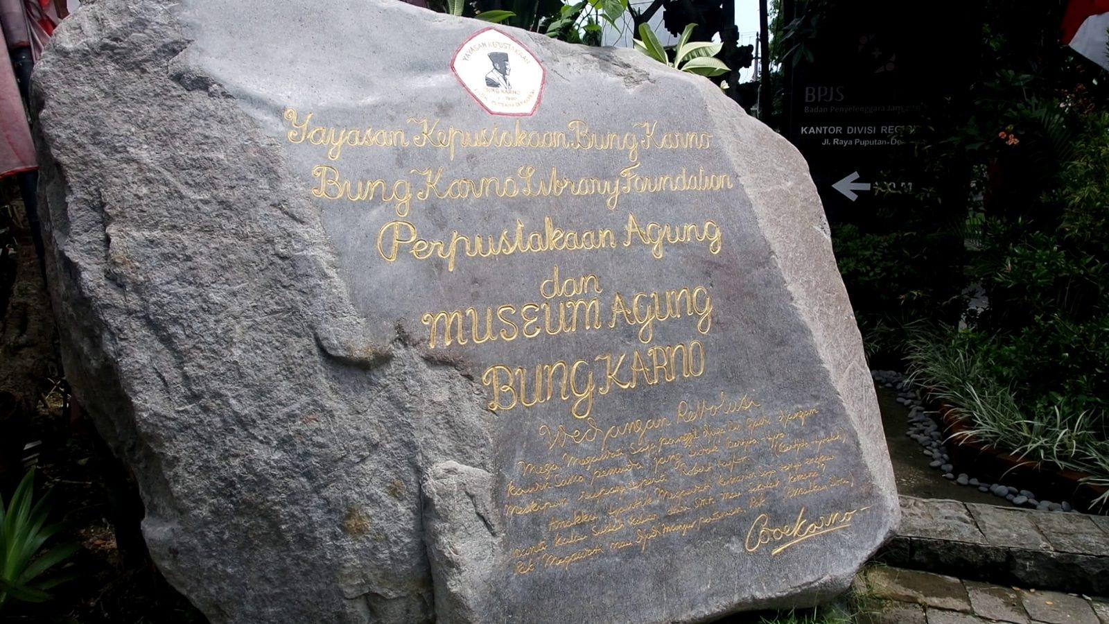 Museum Agung Bung Karno - Sheet2