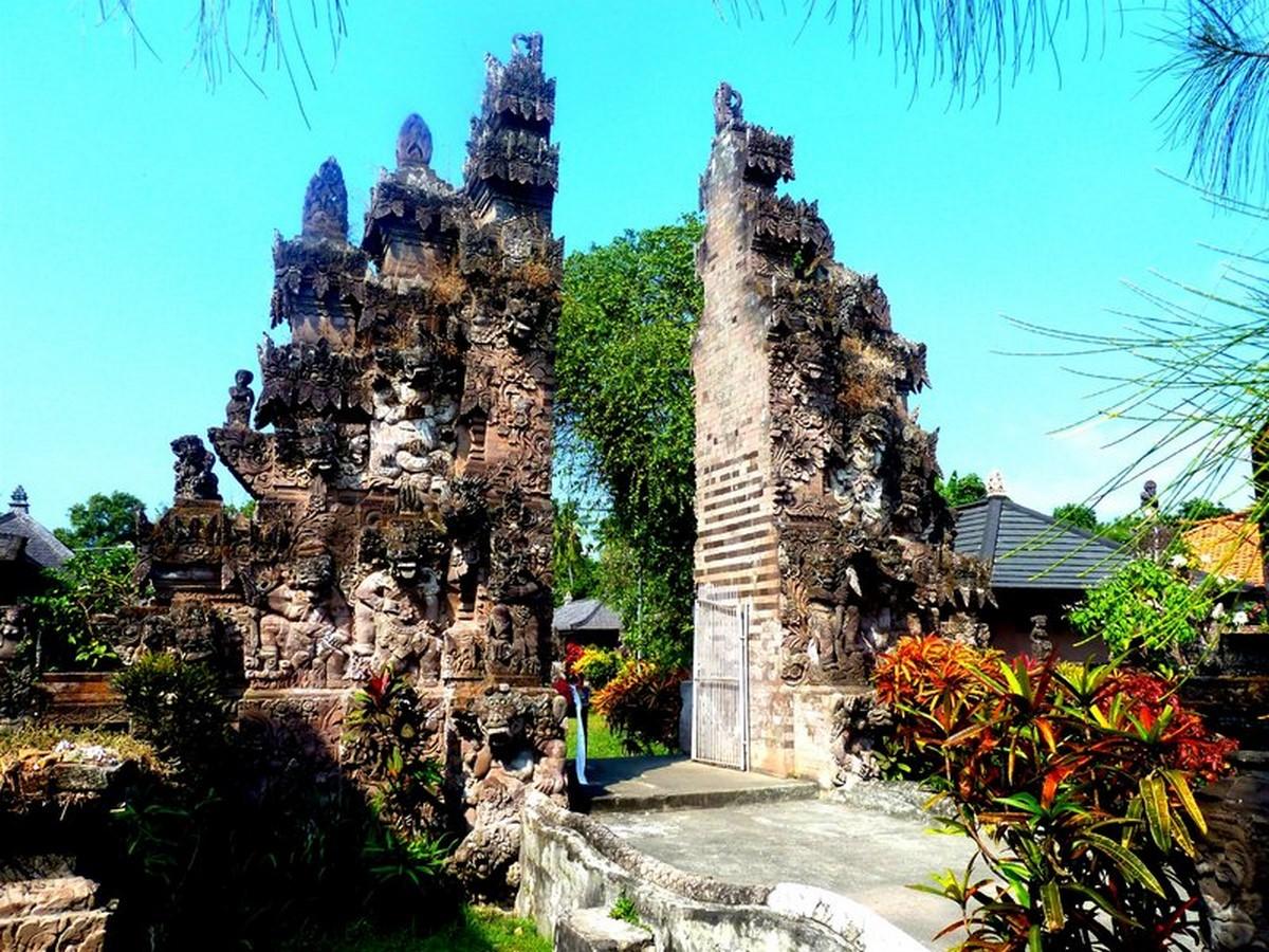 Pura Agung Jagatnatha Temple - Sheet2