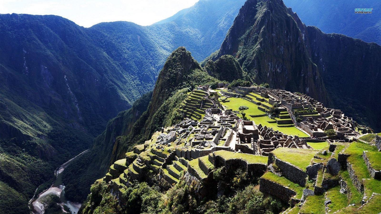 Machu Picchu, Peru - Sheet1