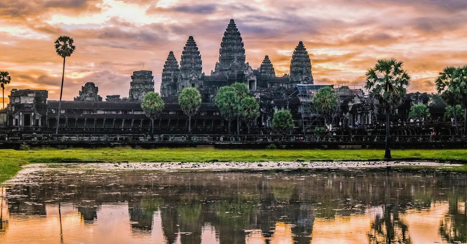 Angkor Wat, Cambodia - Sheet1