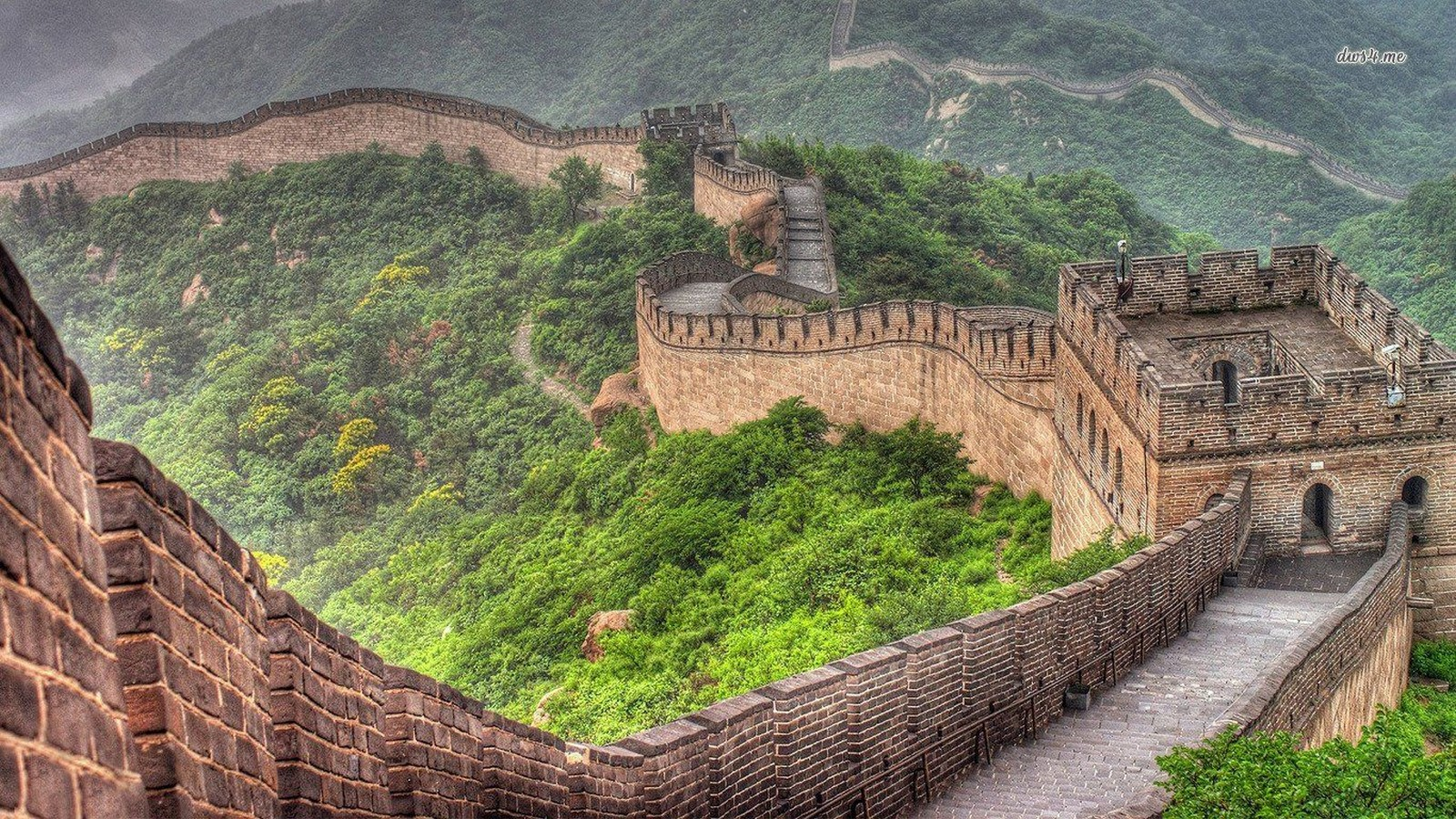 Historicity in Architecture - The Great Wall of China - Sheet1