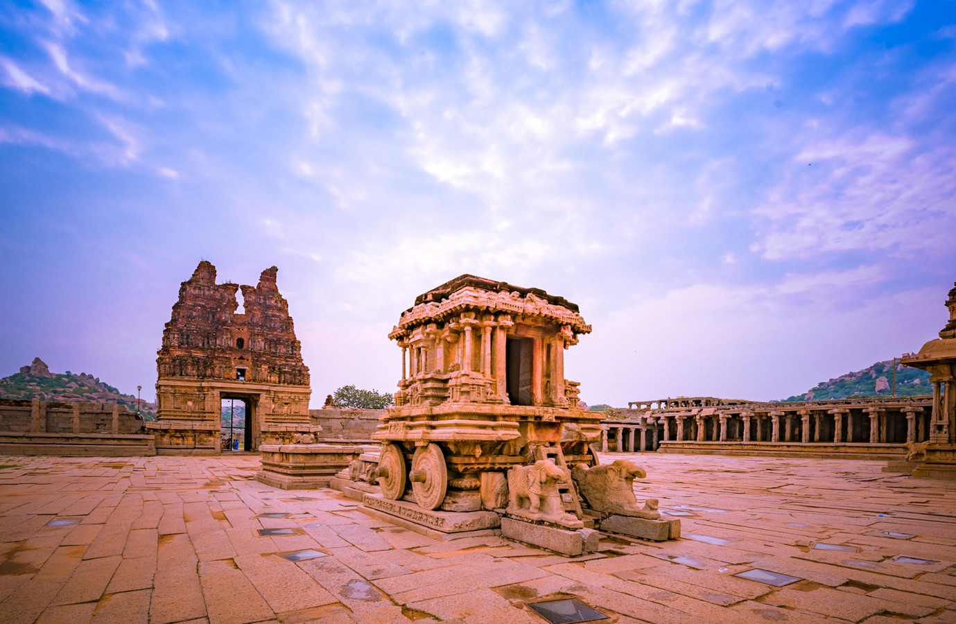 Hampi, India - Sheet1