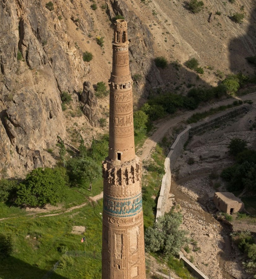 The Minaret of Jam, Afghanistan - Sheet1