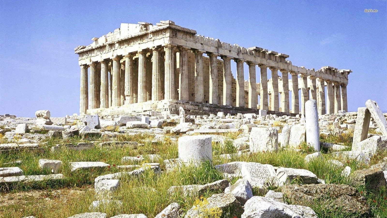 Historicity in Architecture - Parthenon, Greece- Sheet1