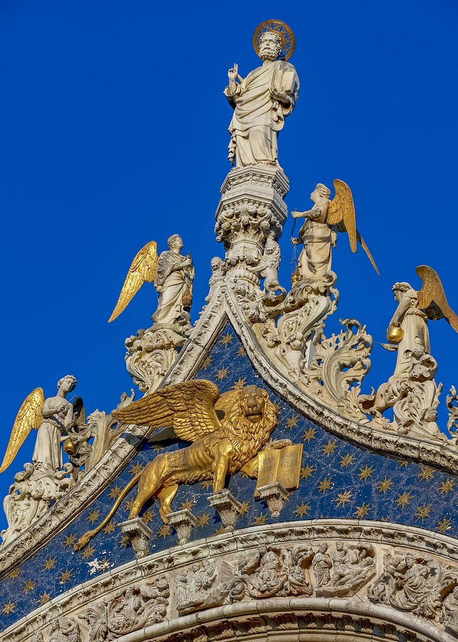St. Mark's Cathedral, Venice - Sheet2