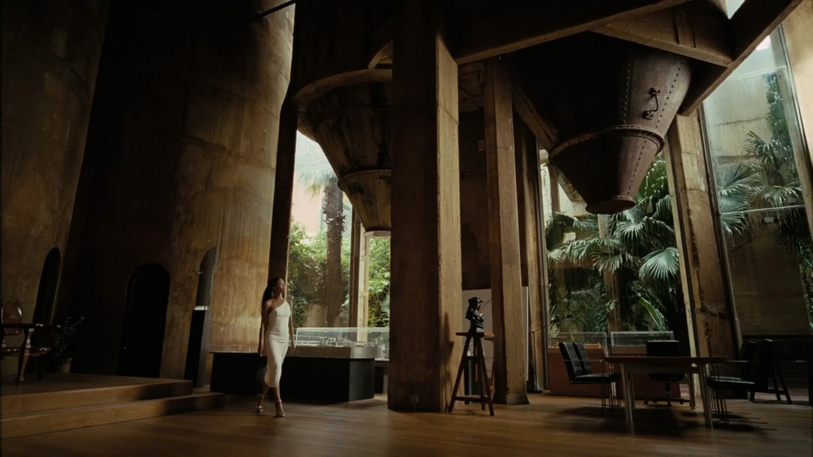 The 'Future' architecture of Westworld - Sheet4