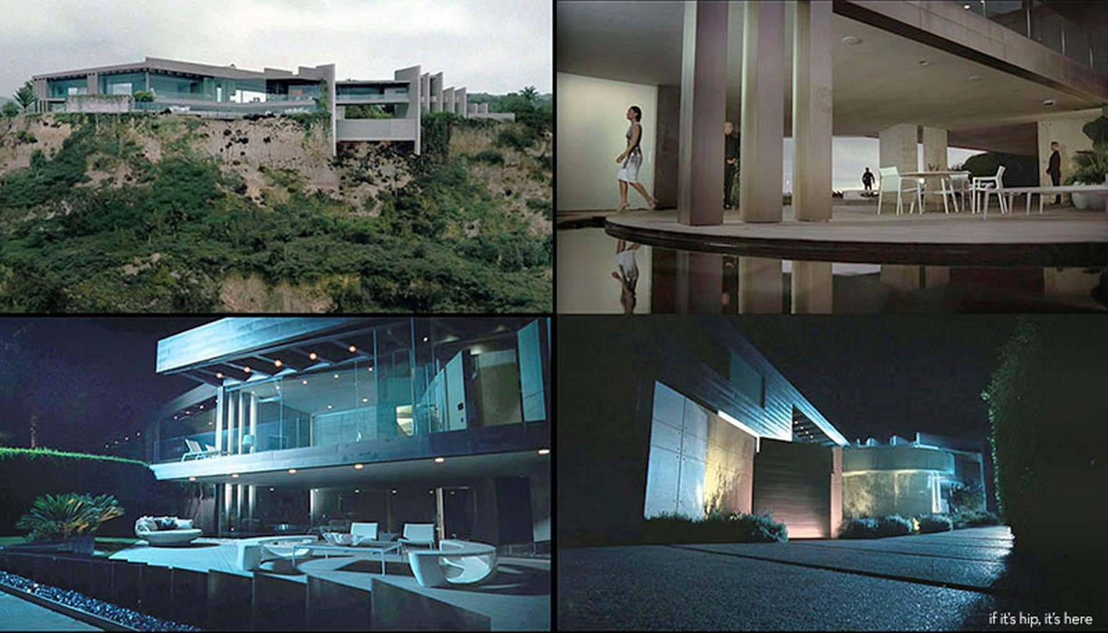 The 'Future' architecture of Westworld - Sheet5