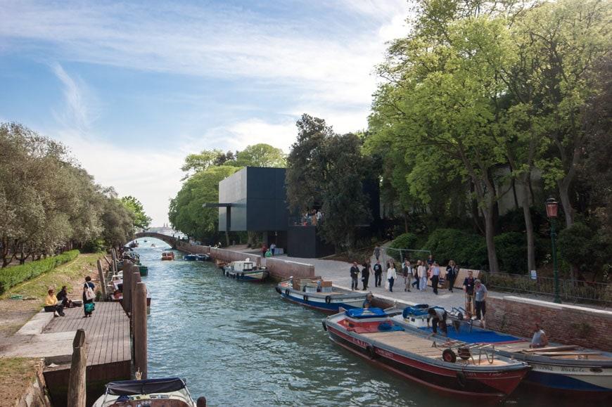 Giardini della Biennale - Sheet3
