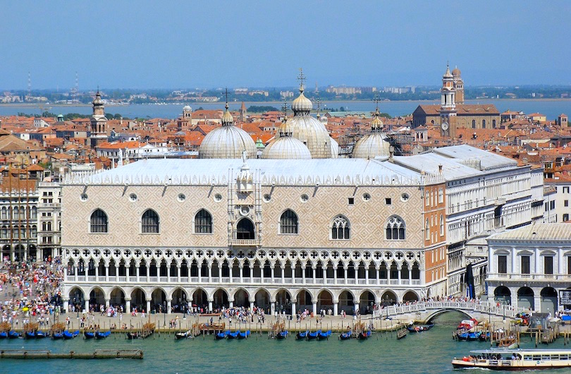 Palazzo Ducale (Doges' Palace): - Sheet1