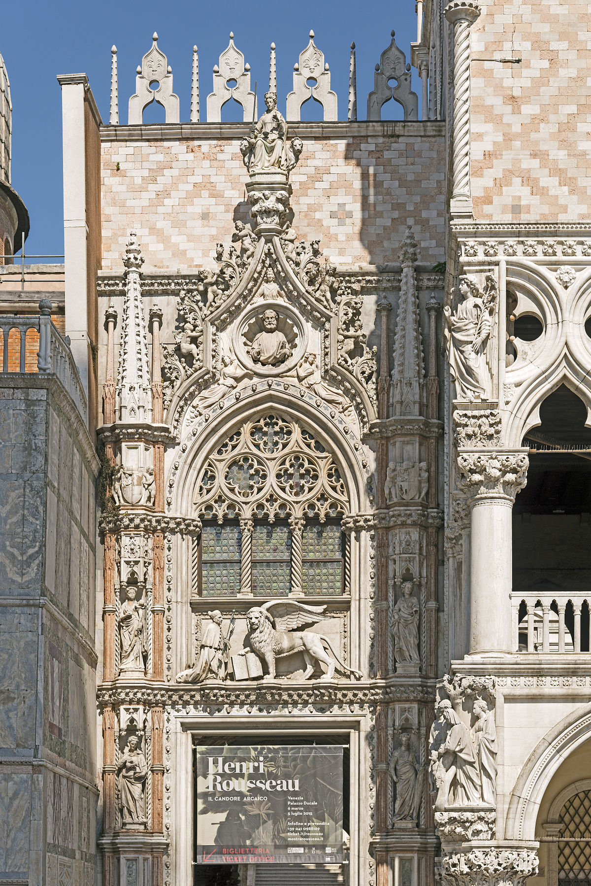 Palazzo Ducale (Doges' Palace): - Sheet2