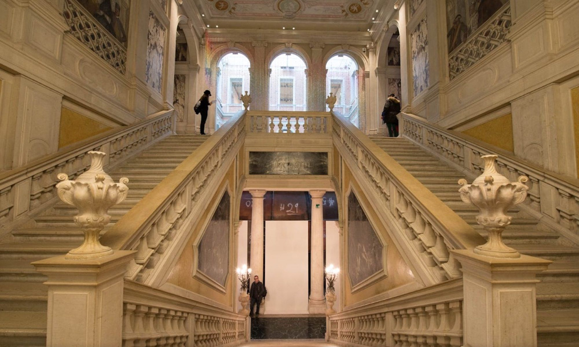 Palazzo Grassi - Sheet2