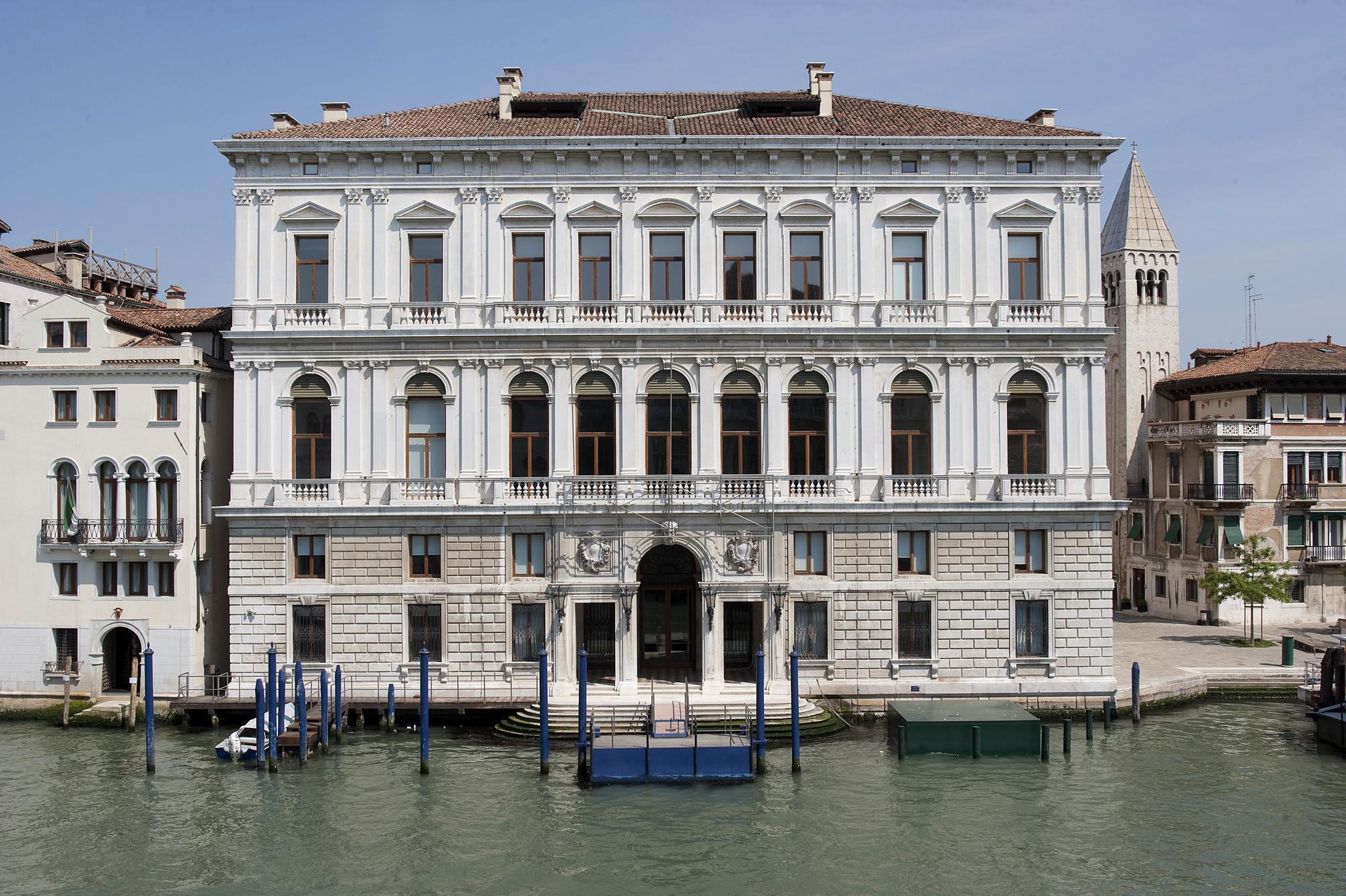 Palazzo Grassi - Sheet3