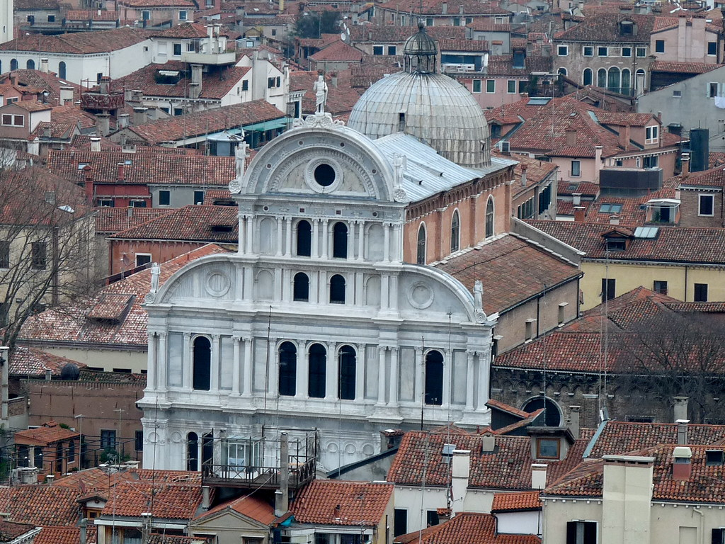 San Zaccaria church - Sheet1