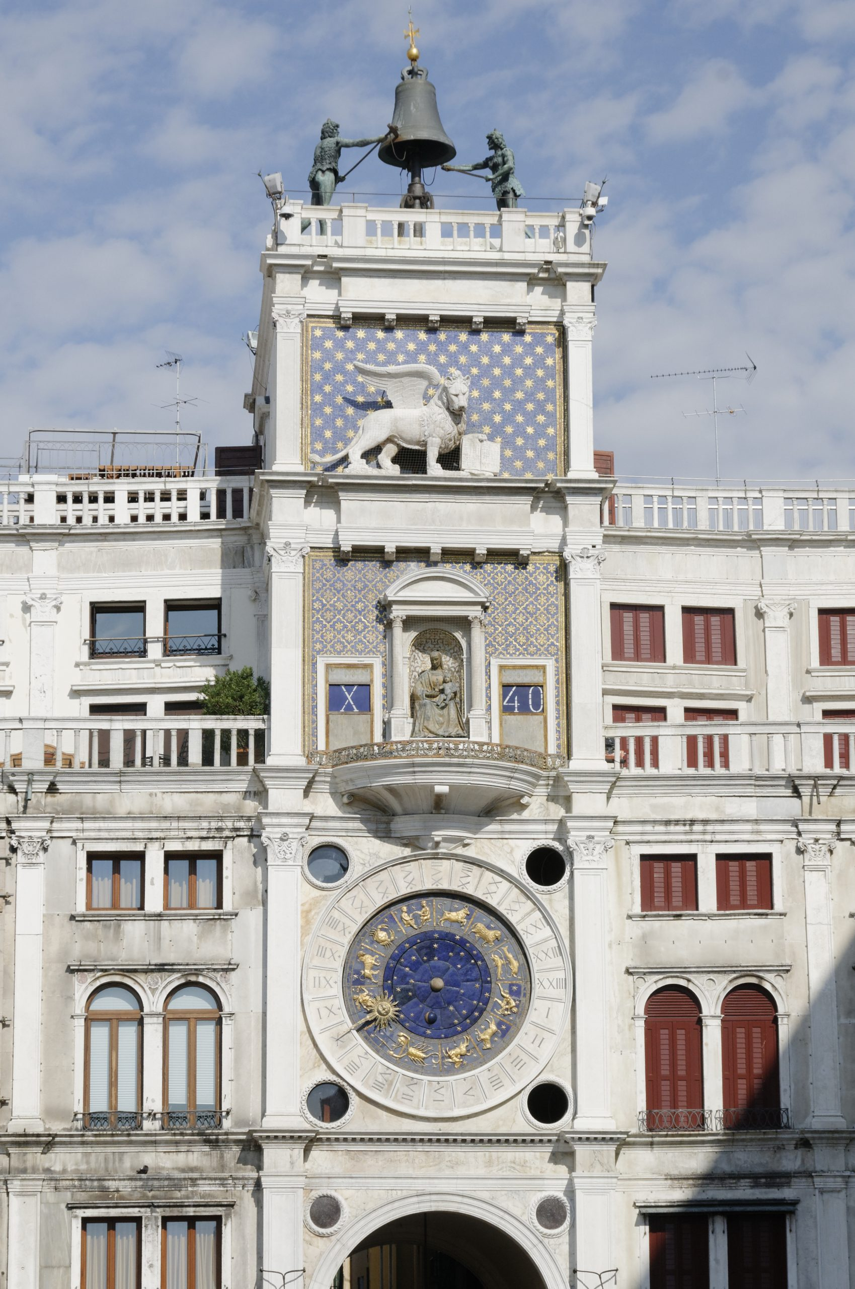 Torre dell' Orologio - Sheet1