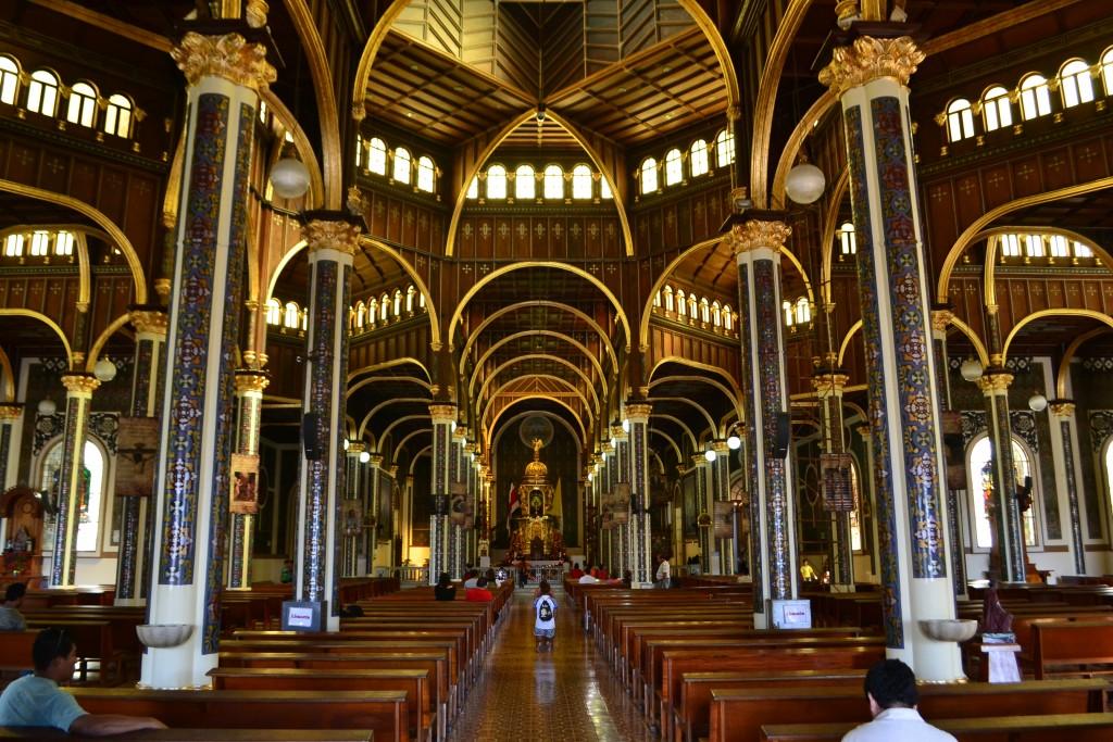 Basílica de Nuestra Señora de Los Ángeles - Sheet1