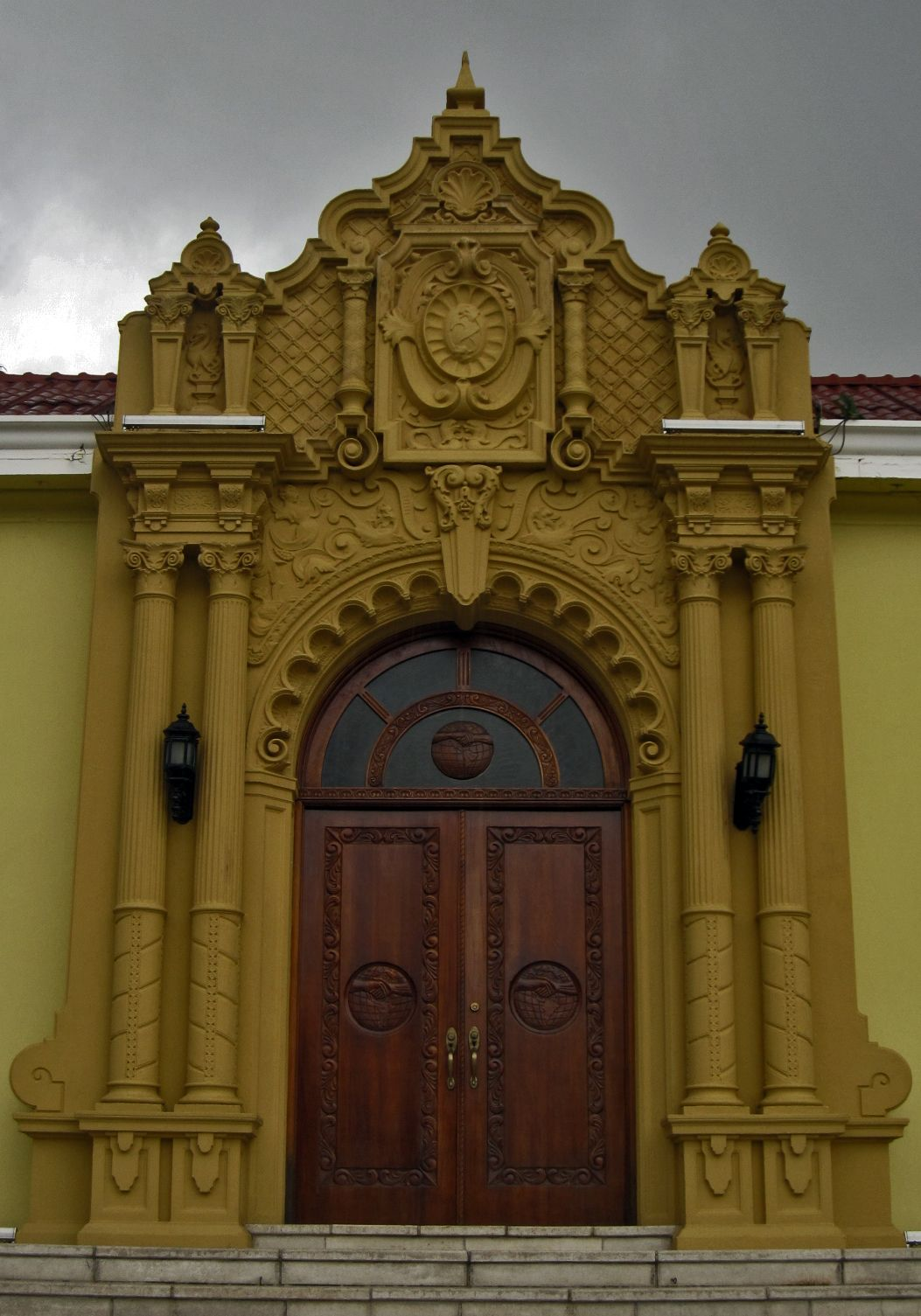 Yellow house - Sheet3