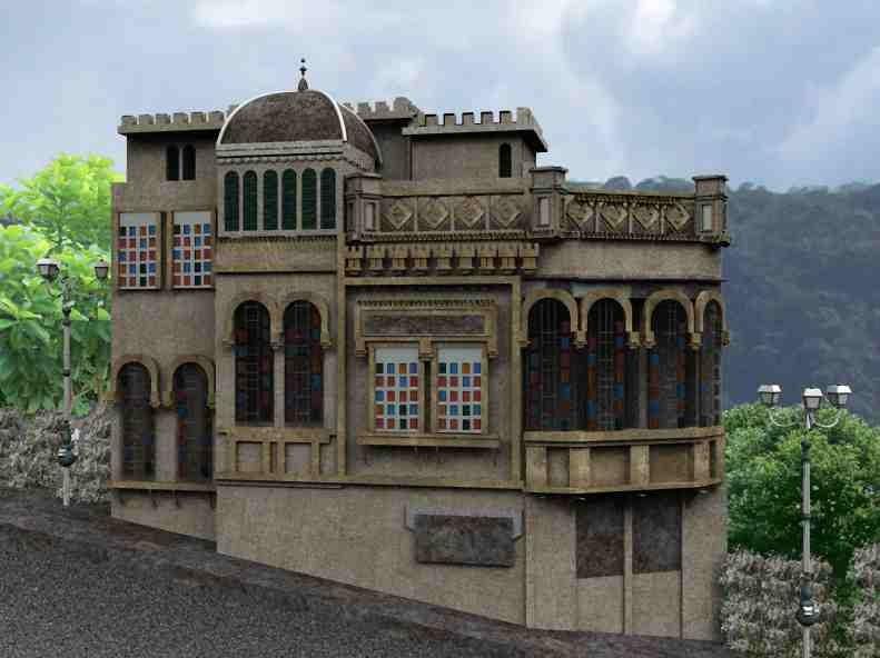 Castillo del Morro - Sheet2