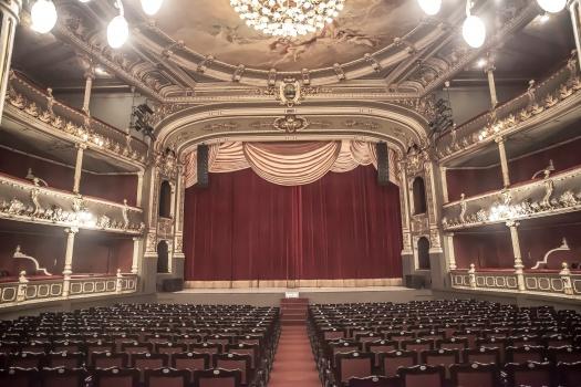 Teatro Nacional (National Theatre of Costa Rica) - Sheet7