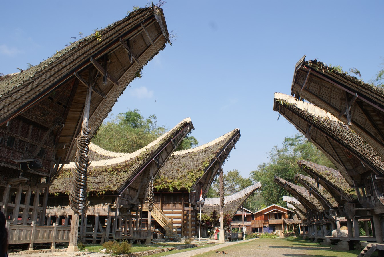 Vernacular Architecture of Indonesia - Sheet2