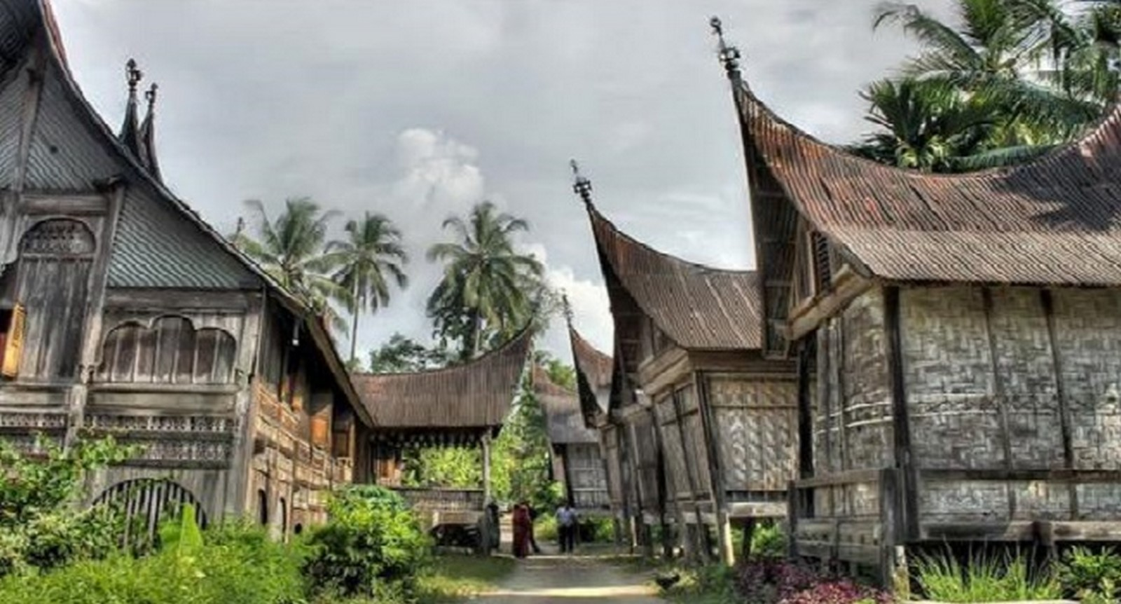 Vernacular Architecture of Indonesia - Sheet3