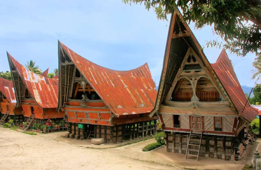 Vernacular Architecture of Indonesia