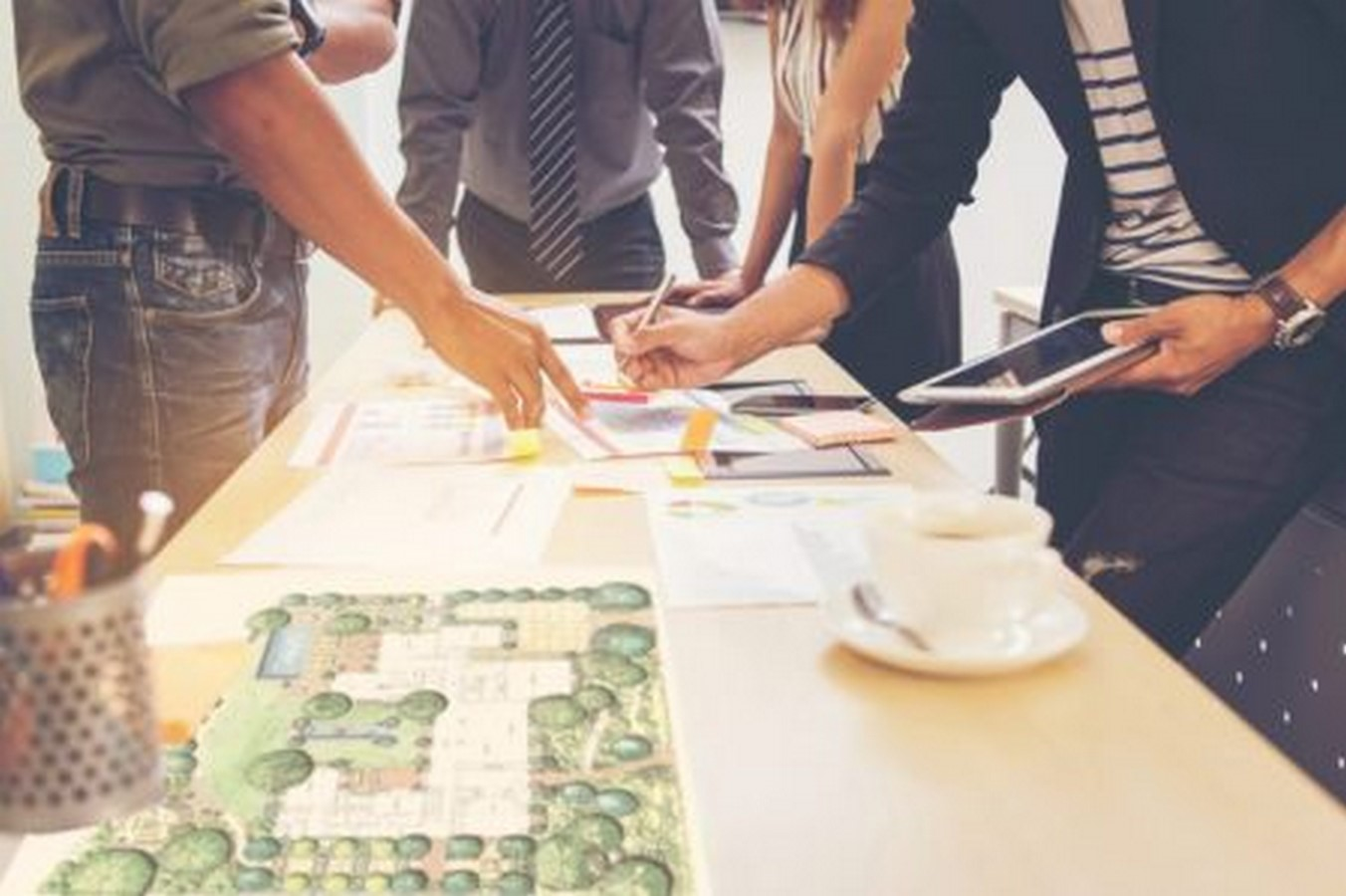 How Graduation in Architecture can help Landscape Architects - Sheet2
