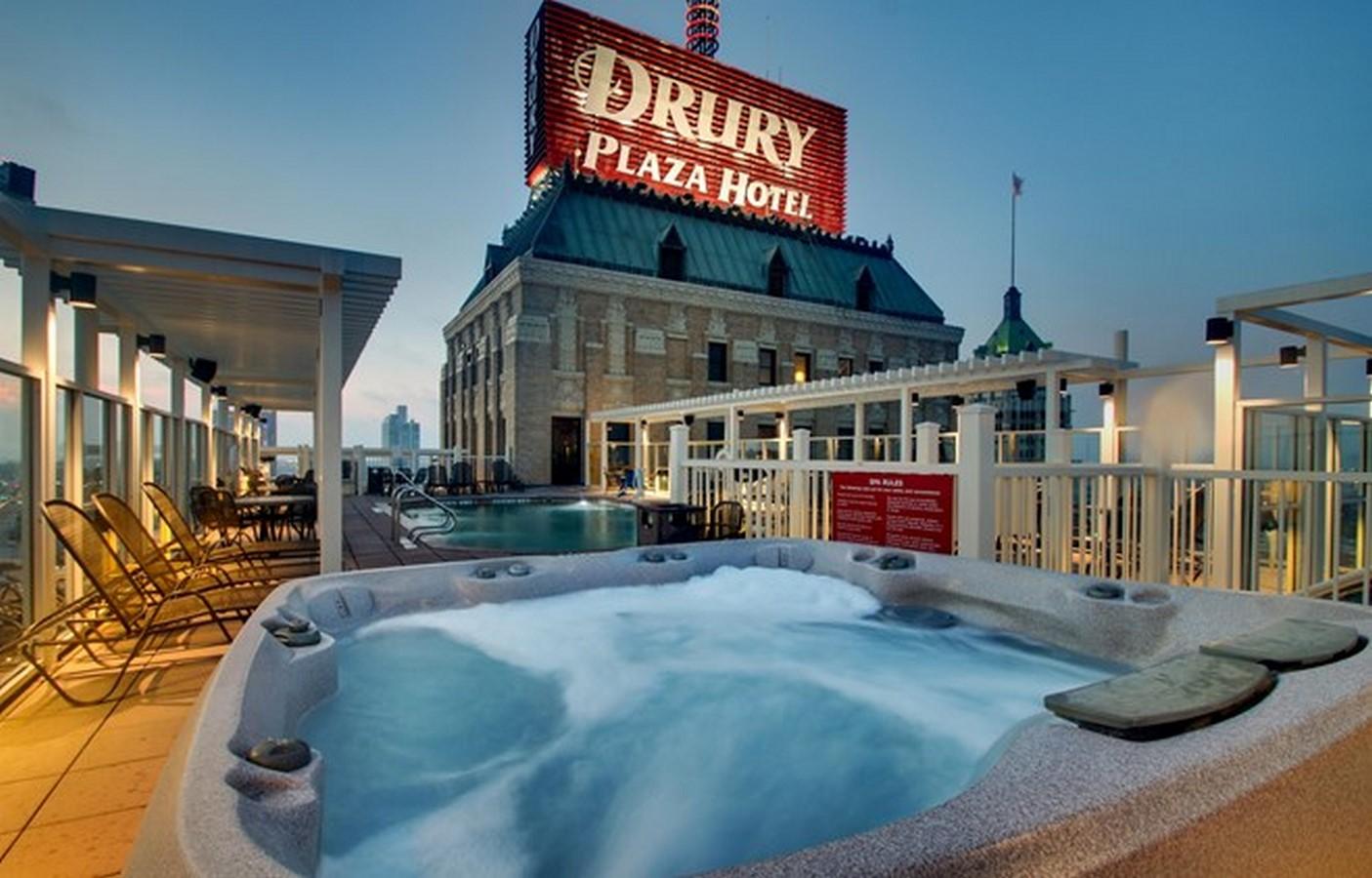 DRURY PLAZA HOTEL – SAN ANTONIO RIVERWALK - Sheet3
