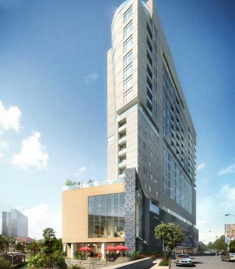 THOMPSON SAN ANTONIO HOTEL- Sheet1
