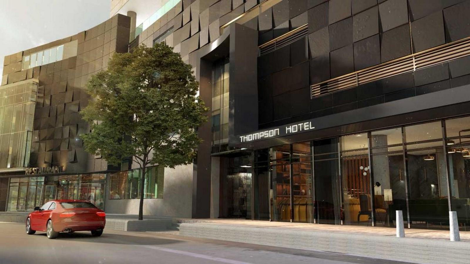 THOMPSON SAN ANTONIO HOTEL - Sheet3